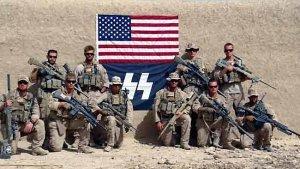 Marines USA in Afghanistan con le bandiere delle SS. Solo un'ingenuità, dicono - AgoraVox Italia