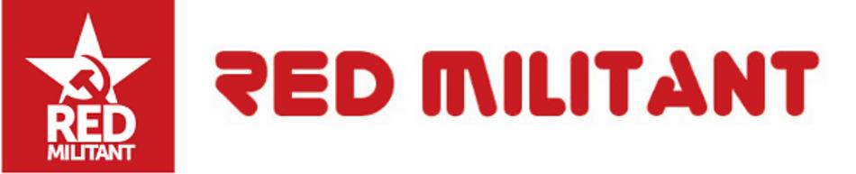Red Militant logo