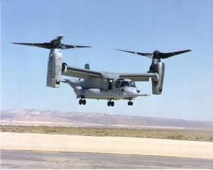 CV-22 accident report