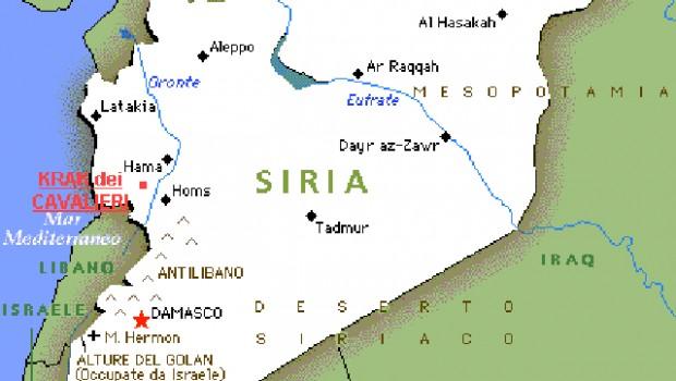 Cartina Politica Del Libano.Red Militant Siria Da Che Parte Stare