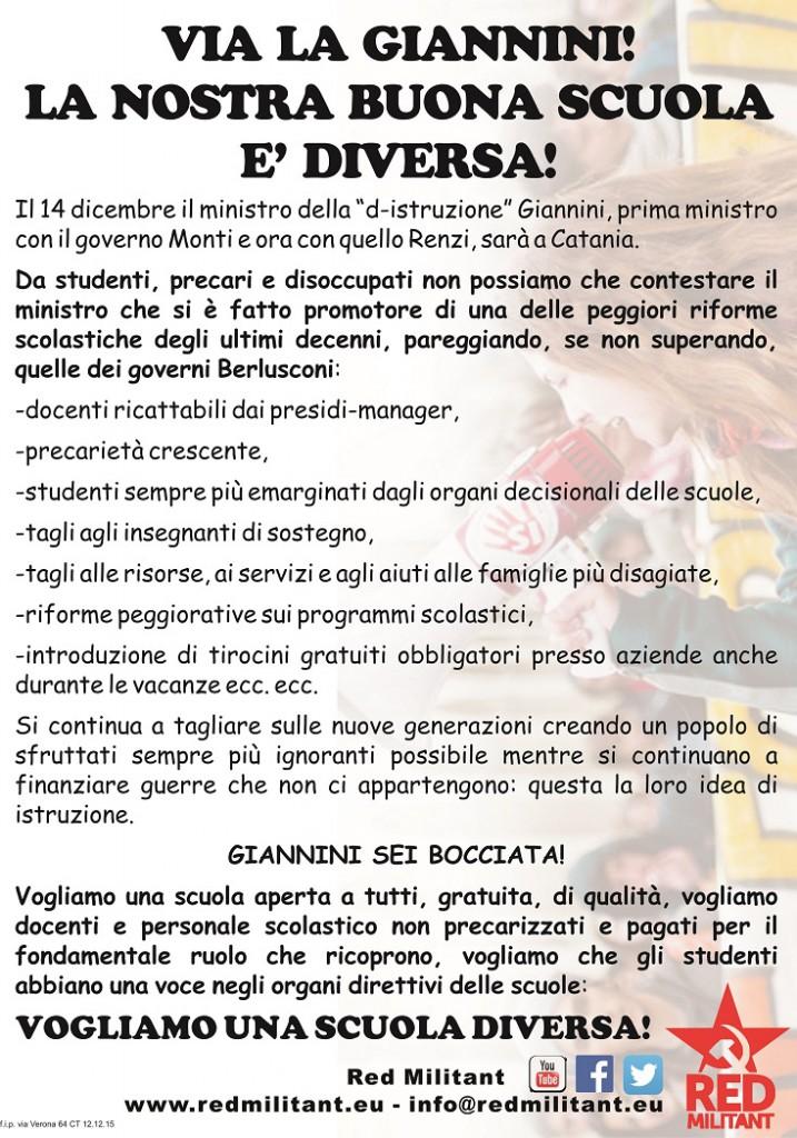Volantino giannini catania 2015 - Copia