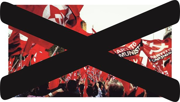 Rizzo minacce elezioni Torino Coordinamento comunsta campano proletario